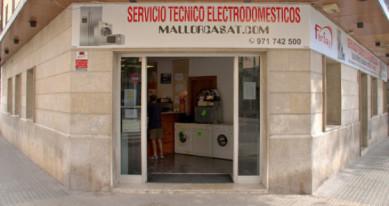 evite Servico Técnico Oficial Zanussi Mallorca