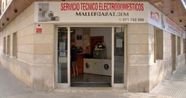 no somos Servicio Técnico Oficial Mallorca Lavavajillas