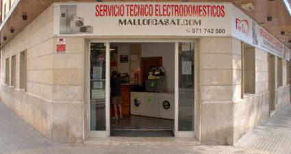 Servicio Técnico no Oficial Secadoras Eurotech Mallorca