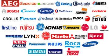 No somos Servicio Técnico Oficial Recambios General Electric Mallorca