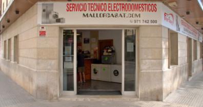 No somos Servicio Técnico Oficial Lavavajillas Aspes Mallorca