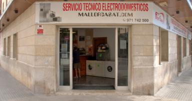 no somos Servicio Técnico Oficial Toshiba en Mallorca