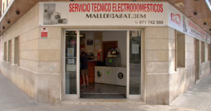 no somos Servicio Técnico Oficial Timshel Mallorca Cocinas
